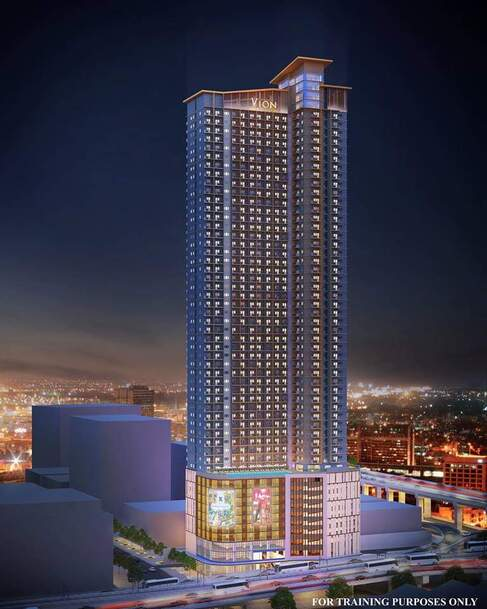 Megaworld Vion Tower Residential Condo